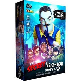 Hello Neighbor Secret Neighbor Party Game : Target