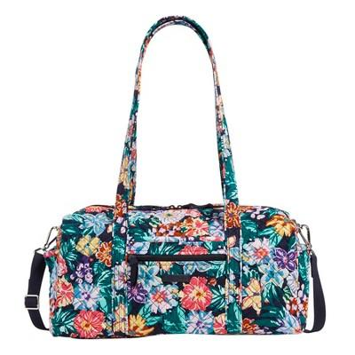 Vera Bradley Women's Cotton Small Travel Duffel Bag