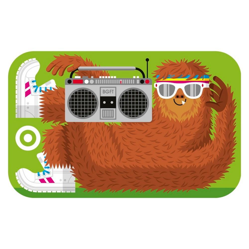 Boombox Bigfoot Target Giftcard Boombox Bigfoot Target Giftcard