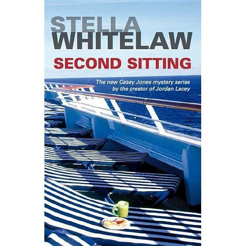 Second Sitting - (Severn House Large Print) by  Stella Whitelaw (Hardcover) - image 1 of 1
