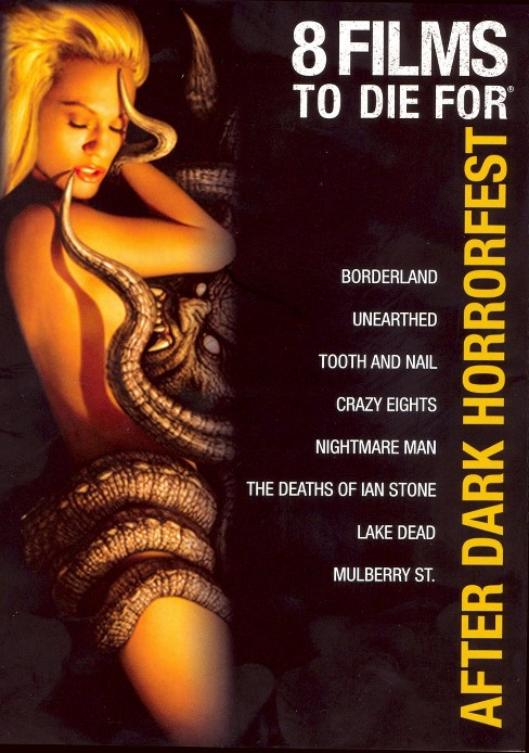 After dark horrorfest (DVD) - image 1 of 1