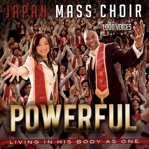 Japan mass choir - Powerful (CD) - image 1 of 1