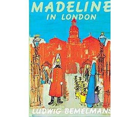Madeline in London (Reissue) (Paperback) (Ludwig Bemelmans) - image 1 of 1