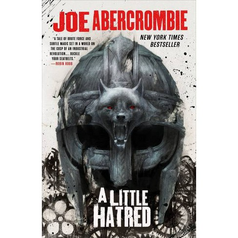 A Little Hatred - (The Age of Madness) by  Joe Abercrombie (Paperback) - image 1 of 1