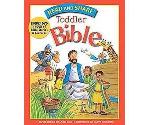 Read and Share Toddler Bible (Hardcover) - image 1 of 1