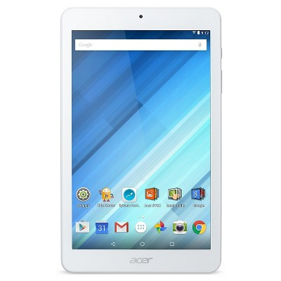 Tablet Computer Acer White