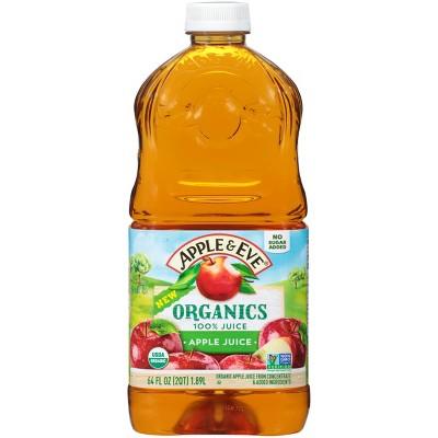 Apple & Eve 100% Juice Apple - 64 fl oz Bottle