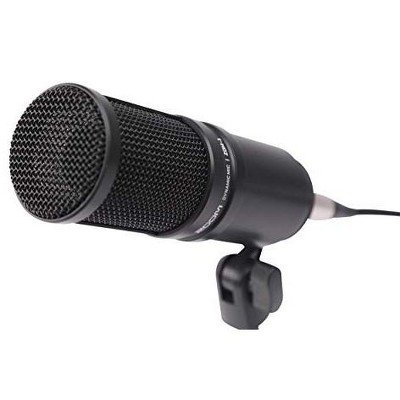 Zoom ZDM-1 Podcast Mic Pack, For Recording Podcasts + Dynamic Microphone, Headphones, Tripod, Windscreen, XLR Cable