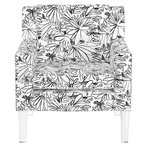 Arm Chair with Acrylic Legs - Oh Joy! - image 1 of 5