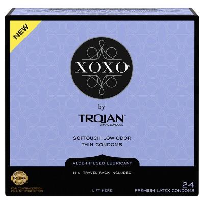Condoms: Trojan XOXO