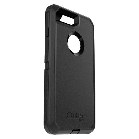 super popular 8b306 ab392 OtterBox Apple iPhone 8 Plus/7 Plus Defender Case - Black