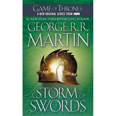 A Storm of Swords ( Song of Ice and Fire) (Reissue) (Paperback) - image 1 of 1