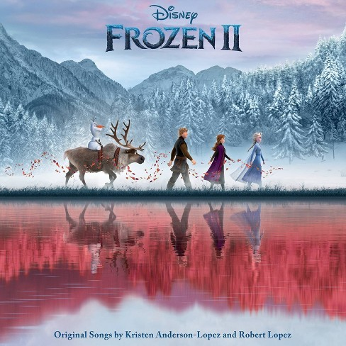 Various Artists - Frozen 2 (Original Motion Picture Soundtrack) (Vinyl) - image 1 of 1
