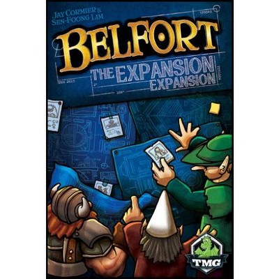 Belfort - The Expansion Expansion Board Game