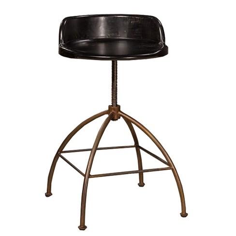 """24.5"""" Bridgewater Adjustable Stool - Hillsdale Furniture - image 1 of 4"""