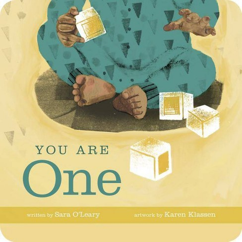 You Are One - by  Sara O'Leary (Board_book) - image 1 of 1