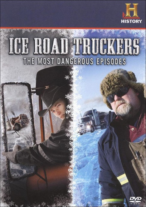 Ice road truckers:Most dangerous epis (DVD) - image 1 of 1