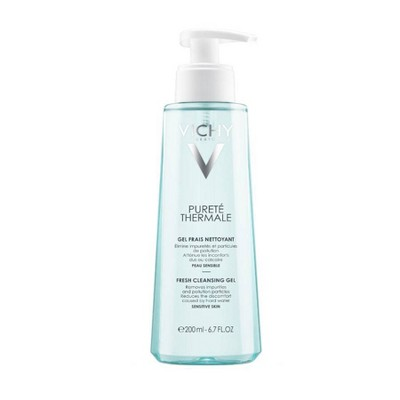 Vichy Pureté Thermale Gel Cleanser - 6.75 fl oz