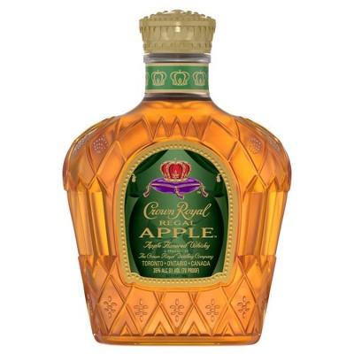 Crown Royal Regal Apple Flavored Whisky - 375ml Bottle