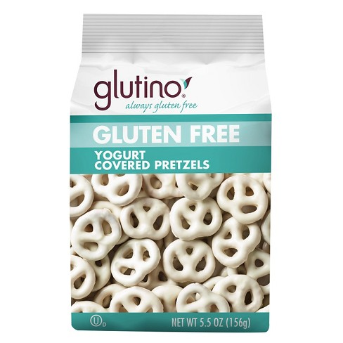 Glutino™ Yogurt-Covered Pretzels 5.5 oz - image 1 of 1