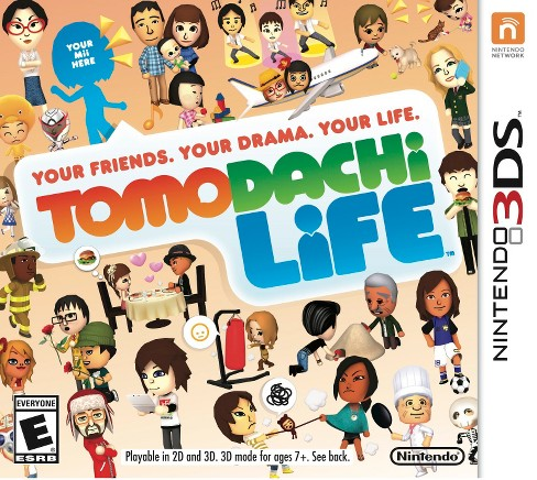 Tomadachi Life for Nintendo 3DS - image 1 of 10