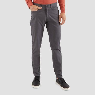 Haggar H26 Men's Slim Fit Skinny 5-Pocket Pants
