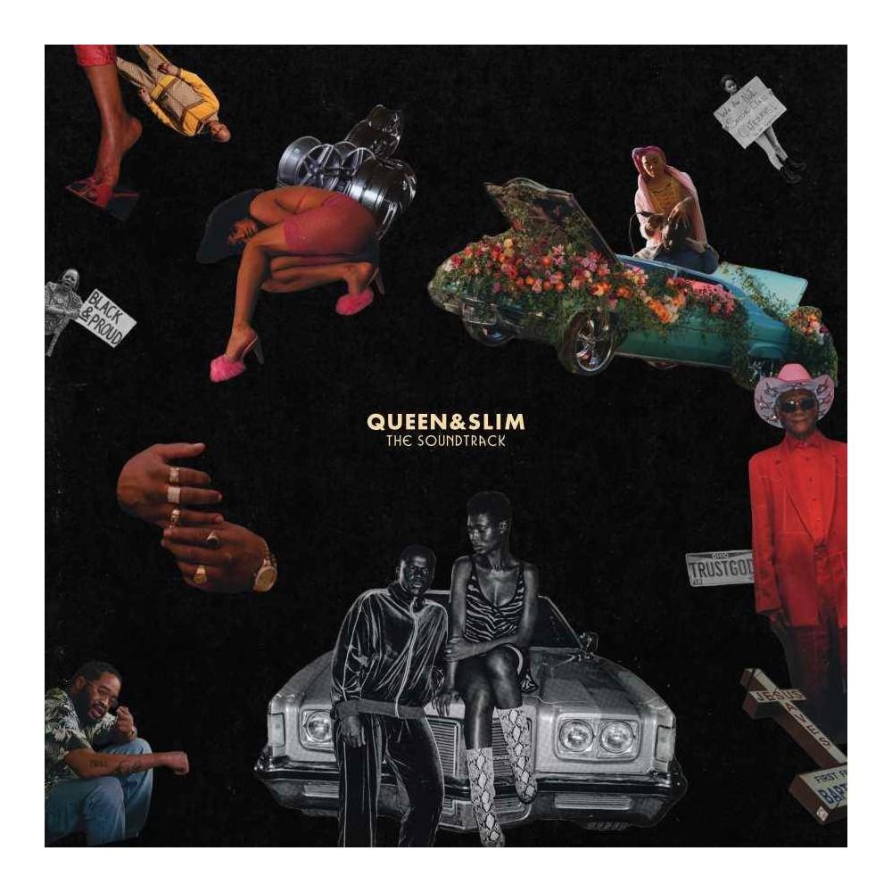 Various Artists Queen Slim The Soundtrack Explicit Lyrics Cd