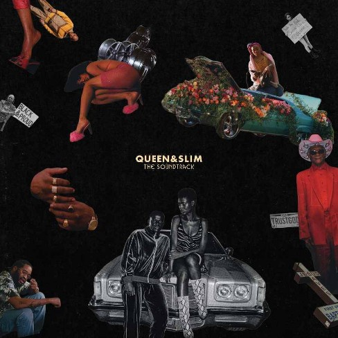Various - Queen & Slim: The Soundtrack (OST) (CD) - image 1 of 1