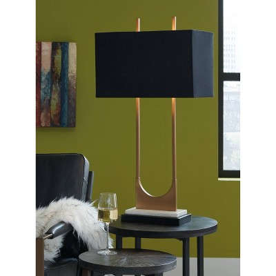 Malana Table Lamp Brass - Signature Design by Ashley