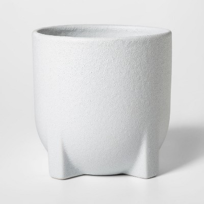 5.5  x 5.5  Ceramic Planter White - Project 62™