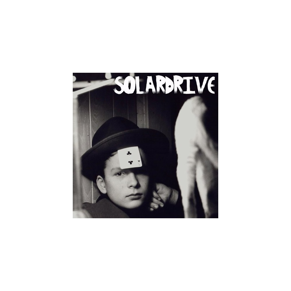 Solardrive - Solardrive (Instrumentals and B-Sides) (CD)