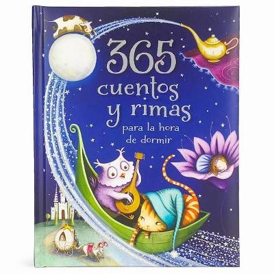 365 Cuentos Y Rimas Para La Hora de Dormir (Hardcover)