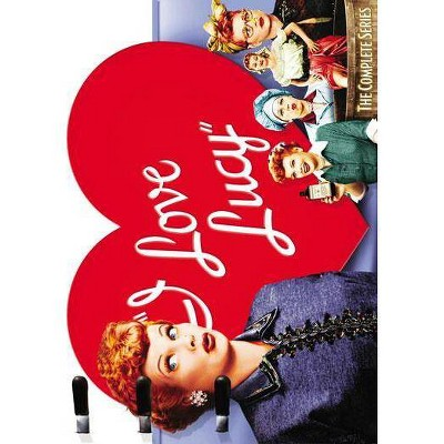 I Love Lucy: The Complete Series (DVD)(2007)