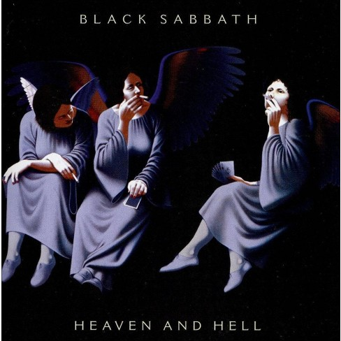 Image result for black sabbath heaven and hell