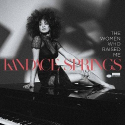 Kandace Springs - The Women Who Raised Me (CD)