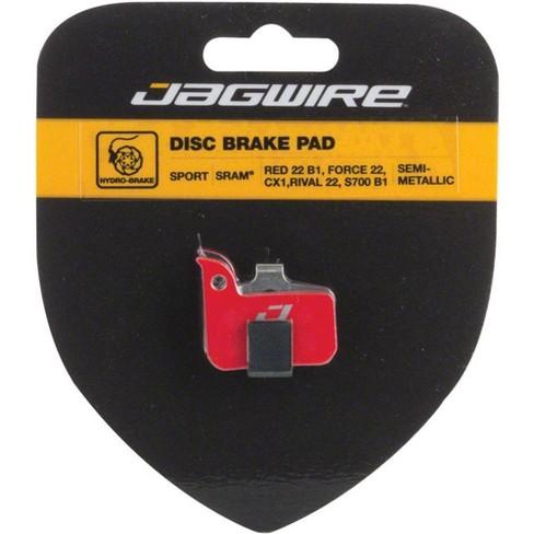 Jagwire Mountain Sport Semi Metallic Disc Brake Pad SRAM Road Hydraulic Red Forc - image 1 of 2