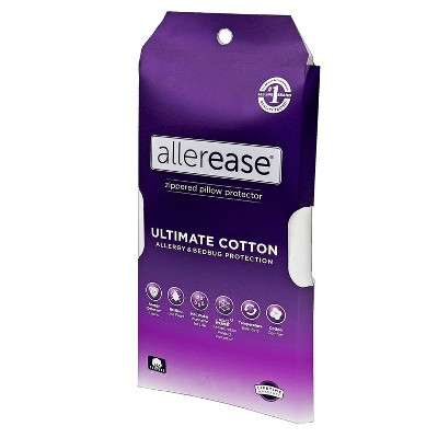 Ultimate Comfort Pillow Protector - AllerEase