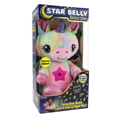 As Seen on TV Star Belly Dream Lites - Magical Unicorn