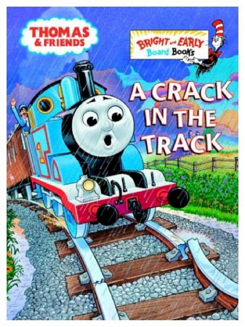 Crack in the Track (Hardcover) (W. Awdry) - image 1 of 1