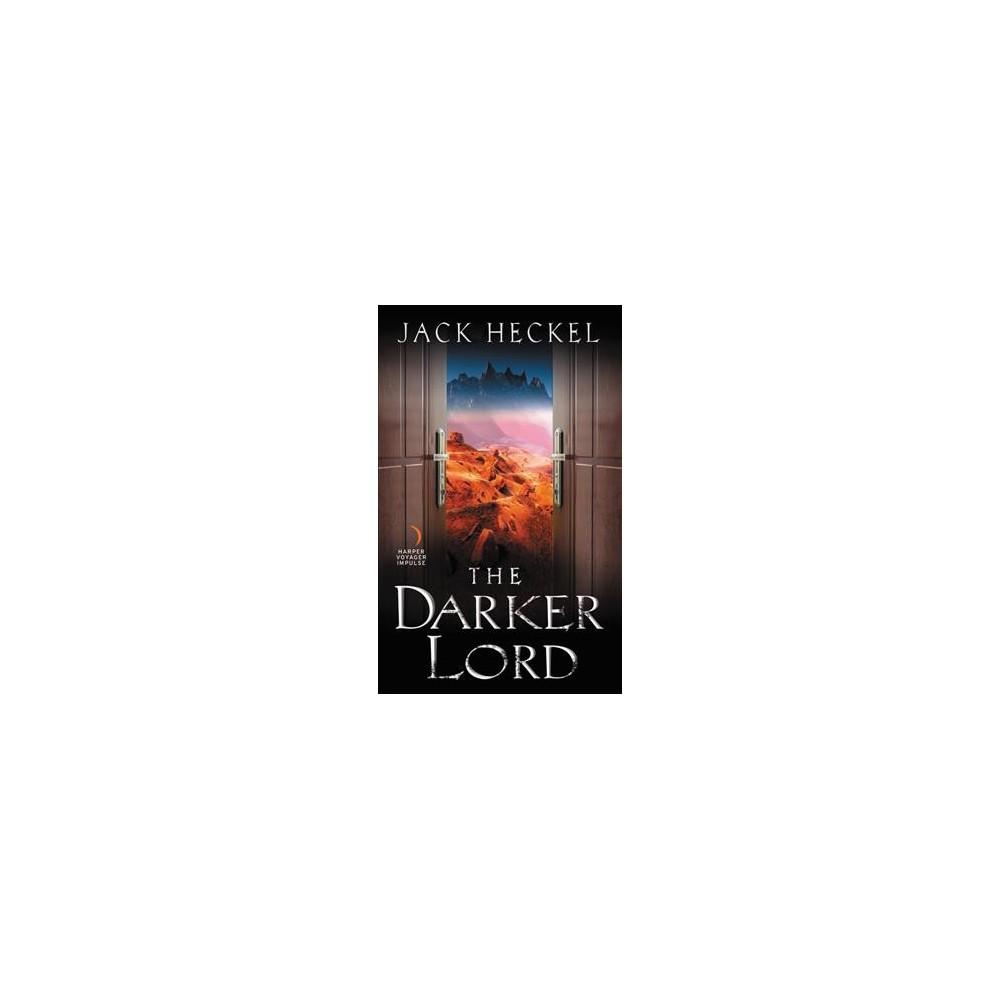Darker Lord - (Mysterium) by Jack Heckel (Paperback)