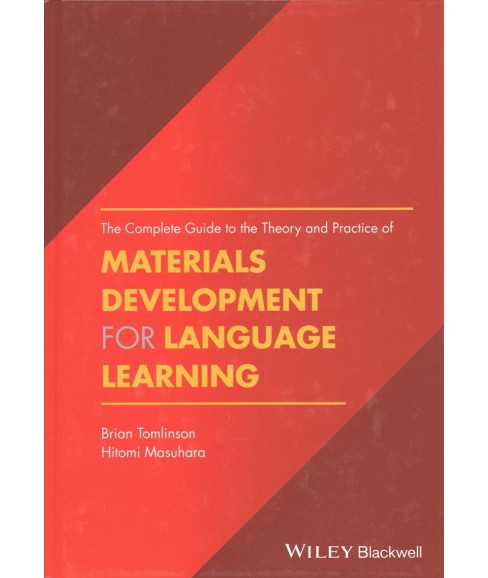 Complete Guide to the Theory and Practice of Materials Development for Language Learning (Hardcover) - image 1 of 1