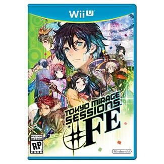 Tokyo Mirage Sessions FE Nintendo Wii U