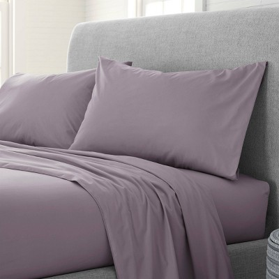 Comfort Wash Solid Sheet Set - EcoPure