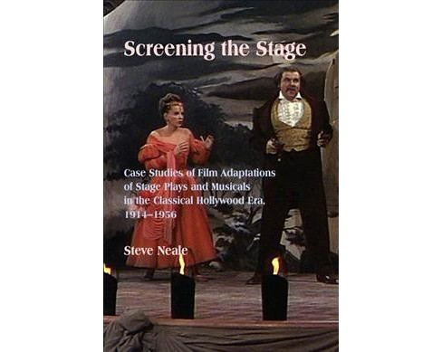 Screening the Stage : Case Studies of Film Adaptations of Stage Plays and Musicals in the Classical - image 1 of 1