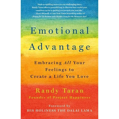 Emotional Advantage - by Randy Taran (Paperback)