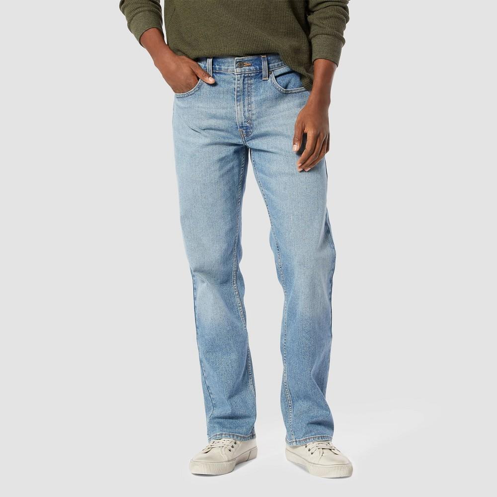 Denizen 174 From Levi 39 S 174 Men 39 S 285 Relaxed Fit Jeans Denim Blue 34x30