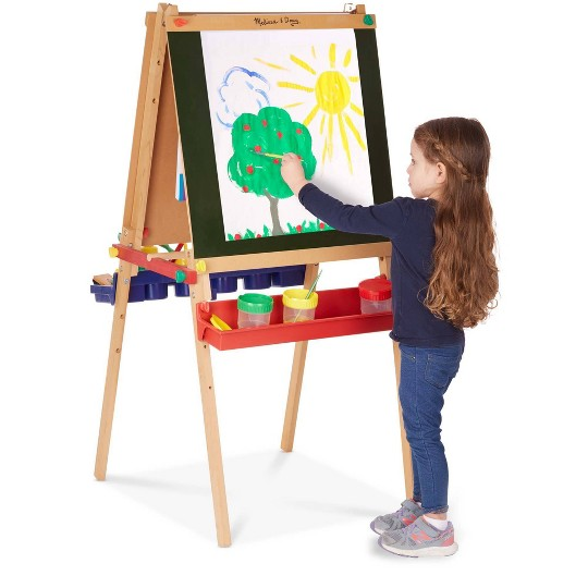 Melissa & Doug Easel Pad (17 x 20 inches) - 50 Sheets, 2-Pack, Adult Unisex image number null
