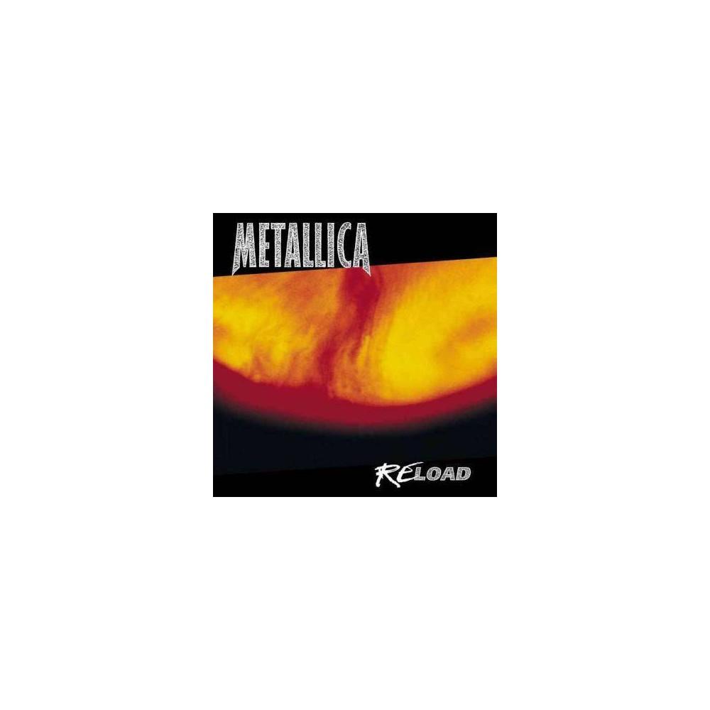Metallica - Re-Load (CD) music Promos