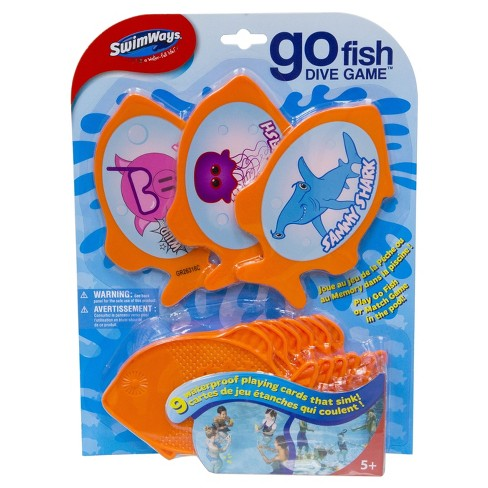 SwimWays Go Fish Dive Game - image 1 of 2