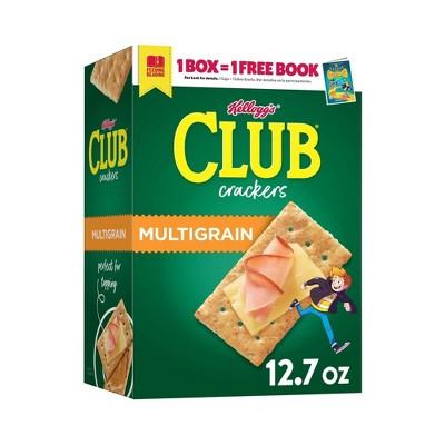 Kellog Club Multi-Grain Crackers 12.7oz
